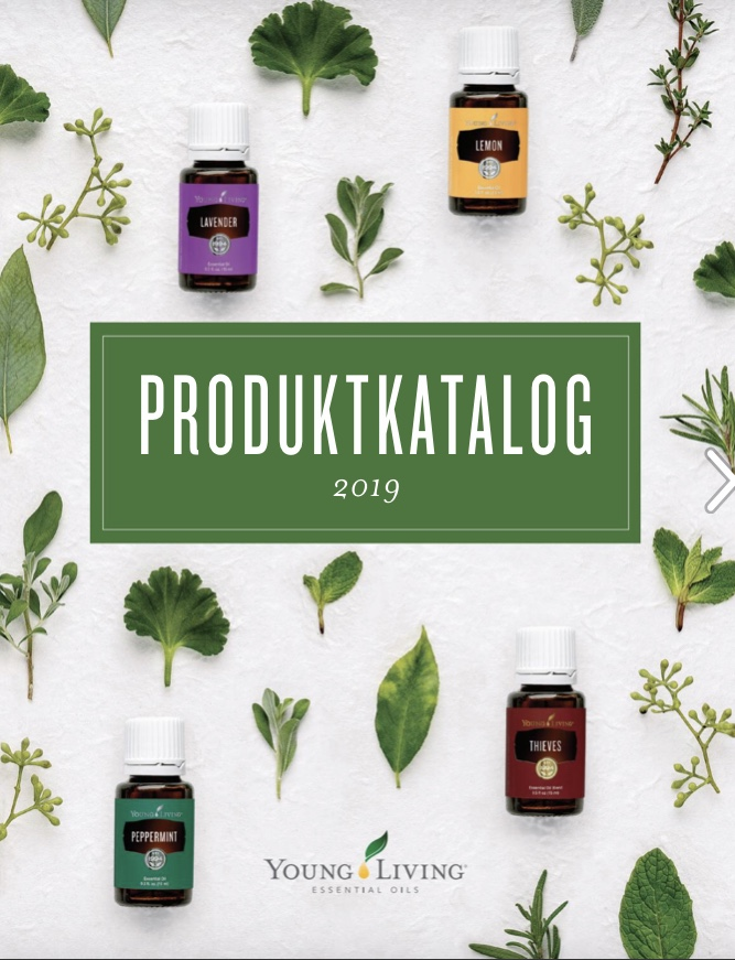 Young Living Produktkatalog 2019 Deutsch